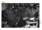 Tuskegee Airmen, 1945 Carry-all Pouch by Granger
