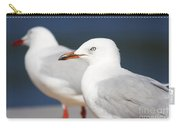 Two Boardwalk Gulls Carry-all Pouch