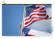 God Has Blessed America Carry-all Pouch