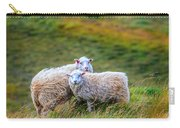 Two Sheep Carry-all Pouch