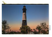 Tybee Light Sunset Carry-all Pouch