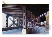 Under The Tracks Carry-all Pouch