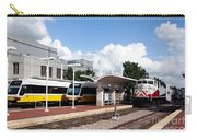 Union Station Dallas Texas Carry-all Pouch