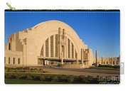 Union Terminal, Cincinnati Carry-all Pouch