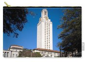 University Of Texas At Austin Carry-all Pouch