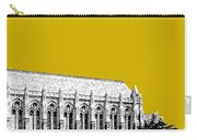 University Of Washington - Suzzallo Library - Gold Carry-all Pouch