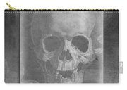Untitled Skull Carry-all Pouch