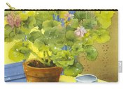 Untitled Carry-all Pouch by Julia Rowntree