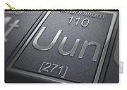 Ununnilium Chemical Element Carry-all Pouch