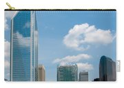 Uptown Charlotte North Carolina Cityscape Carry-all Pouch