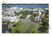 Us Naval Academy Carry-all Pouch