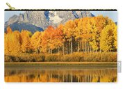 Usa, Grand Teton National Park Wyoming Carry-all Pouch