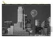 Usa, Texas, Dallas, Panoramic View Carry-all Pouch