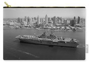 Uss Boxer In San Diego  Carry-all Pouch