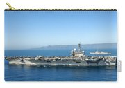 Uss Ronald Reagan Carry-all Pouch