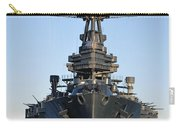Uss Texas Bow Carry-all Pouch