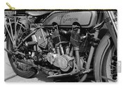 V-twin Engine Carry-all Pouch