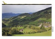 Val Di Funes Dolomites Italy Carry-all Pouch