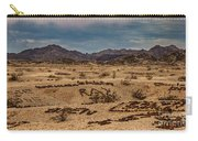 Valley Of The Names Carry-all Pouch by Robert Bales