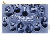 Vancouver Amazons Women's Hockey Team 1921 Carry-all Pouch