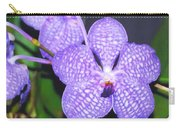 Vanda Orchid Carry-all Pouch