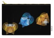 Variations On A Leaf Carry-all Pouch