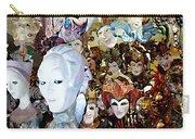 Venetian Masks 2 Carry-all Pouch