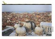 Terracotta Skyline Venice Italy Carry-all Pouch