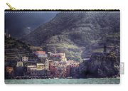 Vernazza Carry-all Pouch by Joana Kruse