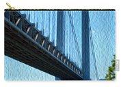 Verrazano Bridge Carry-all Pouch