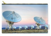 Very Large Array Of Radio Telescopes  Carry-all Pouch