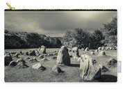 Viking Burial Ground, Lindholm Hoje Carry-all Pouch
