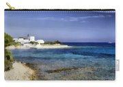 Greek Villa Carry-all Pouch