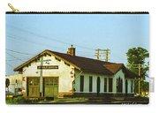 Villisca Train Depot Carry-all Pouch