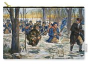 Vincennes: March, 1779 Carry-all Pouch by Granger