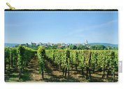 Vineyard, Alsace, France Carry-all Pouch