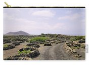 Vineyard On Lanzarote Carry-all Pouch