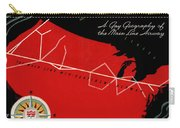 Vintage Airline Ad 1939 Carry-all Pouch