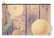 Vintage Kitchen Filtered Carry-all Pouch