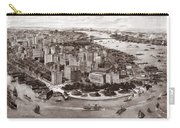Vintage New York 1903 Carry-all Pouch
