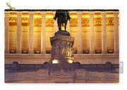 Vittorio Emanuele - Rome Carry-all Pouch