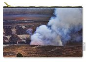 Volcano Crater Big Island Hawaii  Carry-all Pouch