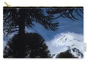 Volcano In Patagonia, Argentina Carry-all Pouch