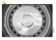 Volkswagen Vw Wheel Emblem Carry-all Pouch