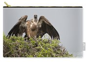 Vultures With Full Crops Carry-all Pouch