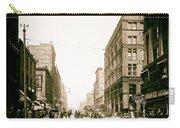 Walnut Street - Kansas City 1906 Carry-all Pouch