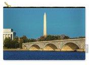 Washington D.c. - Memorial Bridge Spans Carry-all Pouch