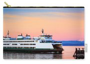 Washington State Ferry Carry-all Pouch