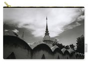 Wat Suan Dok Carry-all Pouch