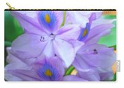 Water Hyacinth Carry-all Pouch